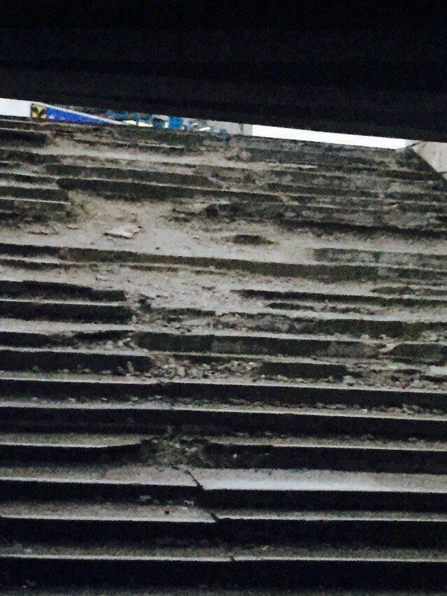 Львів'яни знову скаржаться на жахливий стан підземного переходу на перехресті вулиць Стрийська-В.Великого (ФОТО), фото-2