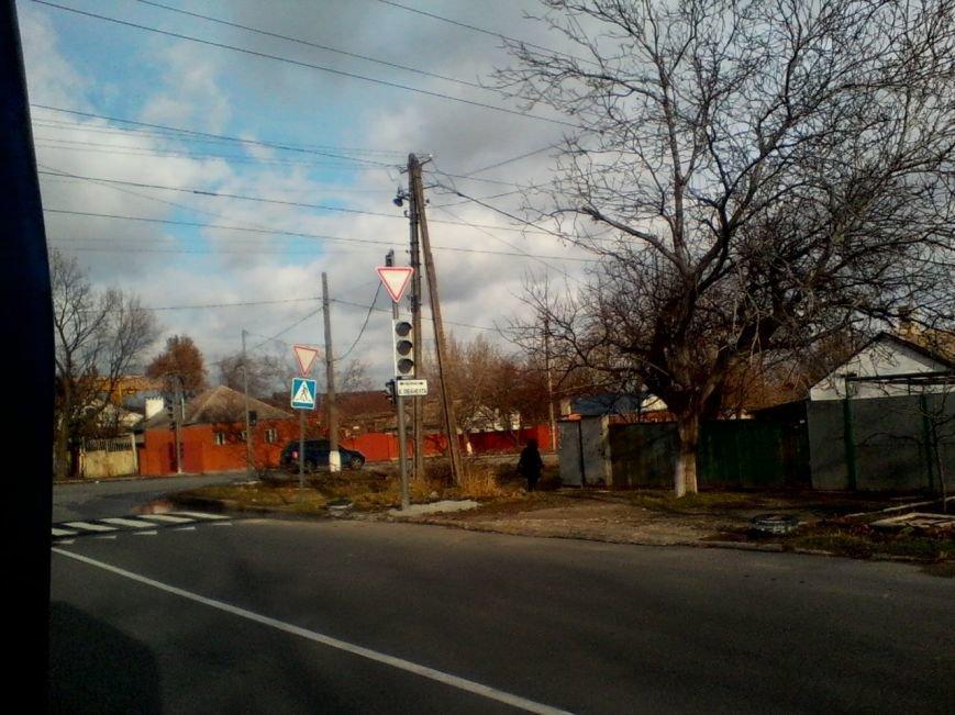 В Мариуполе появился новый светофор (ФОТОФАКТ), фото-2