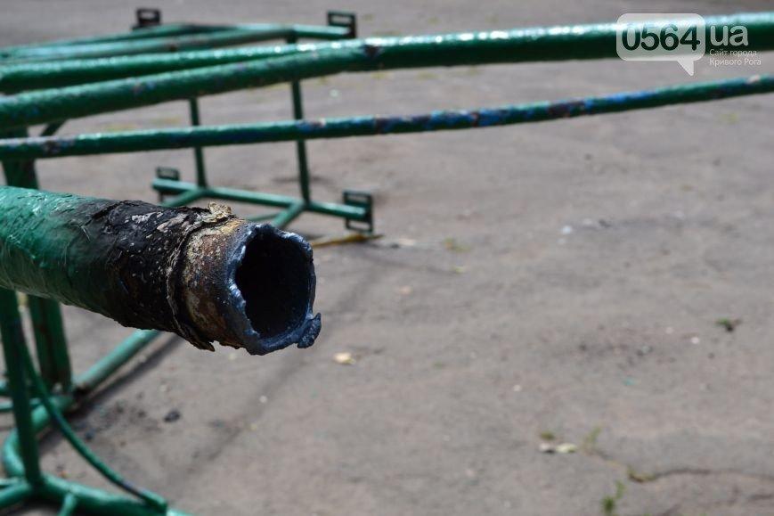 В Кривом Роге: из СИЗО освободили бойца «Айдара», задержали «черных металлистов», во время заседания горизбиркома сообщили о «заминировании» (фото) - фото 2