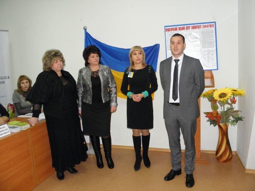 Инвалиды в Краматорске искали работу (фото) - фото 3