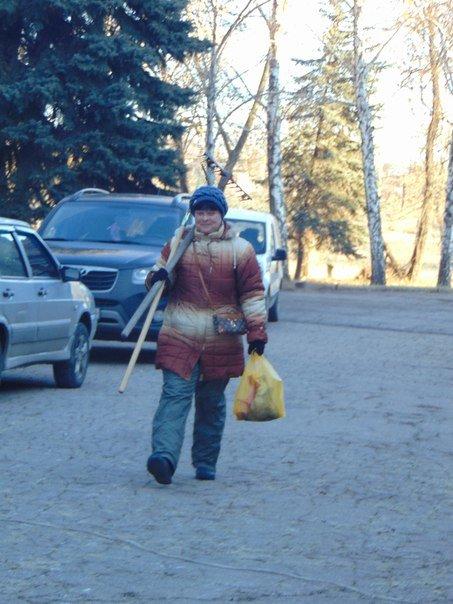 В Юнокоммунаровске состоялся общегородской субботник, фото-5