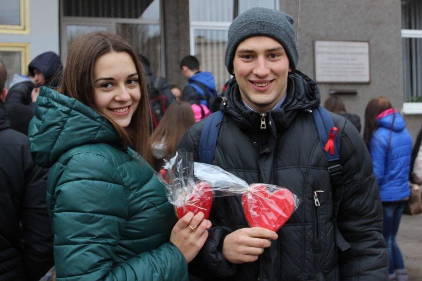 Студенты пединститута провели акцию «С открытым сердцем»  (ФОТО), фото-7
