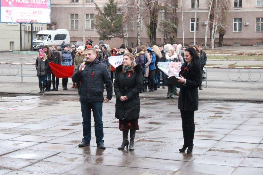 Студенты пединститута провели акцию «С открытым сердцем»  (ФОТО), фото-10