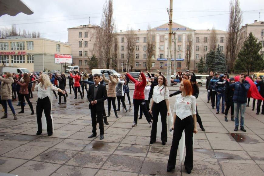 Студенты пединститута провели акцию «С открытым сердцем»  (ФОТО), фото-2