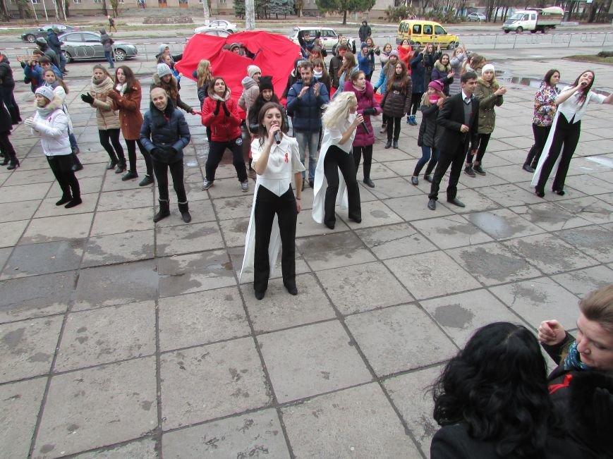 Студенты пединститута провели акцию «С открытым сердцем»  (ФОТО), фото-4