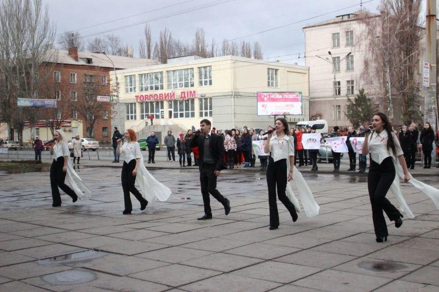 Студенты пединститута провели акцию «С открытым сердцем»  (ФОТО), фото-1
