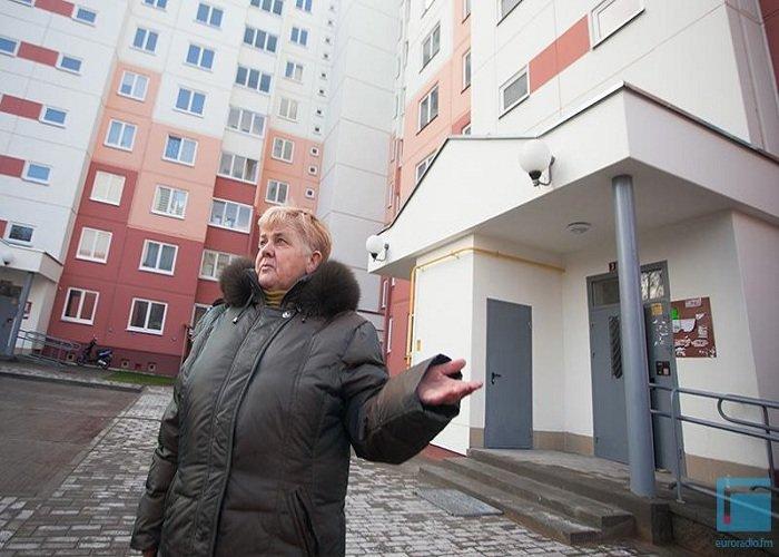 Фоторепортаж: в Гродно на улицах Татарская и Комбайнерская сносят частные постройки (фото) - фото 2