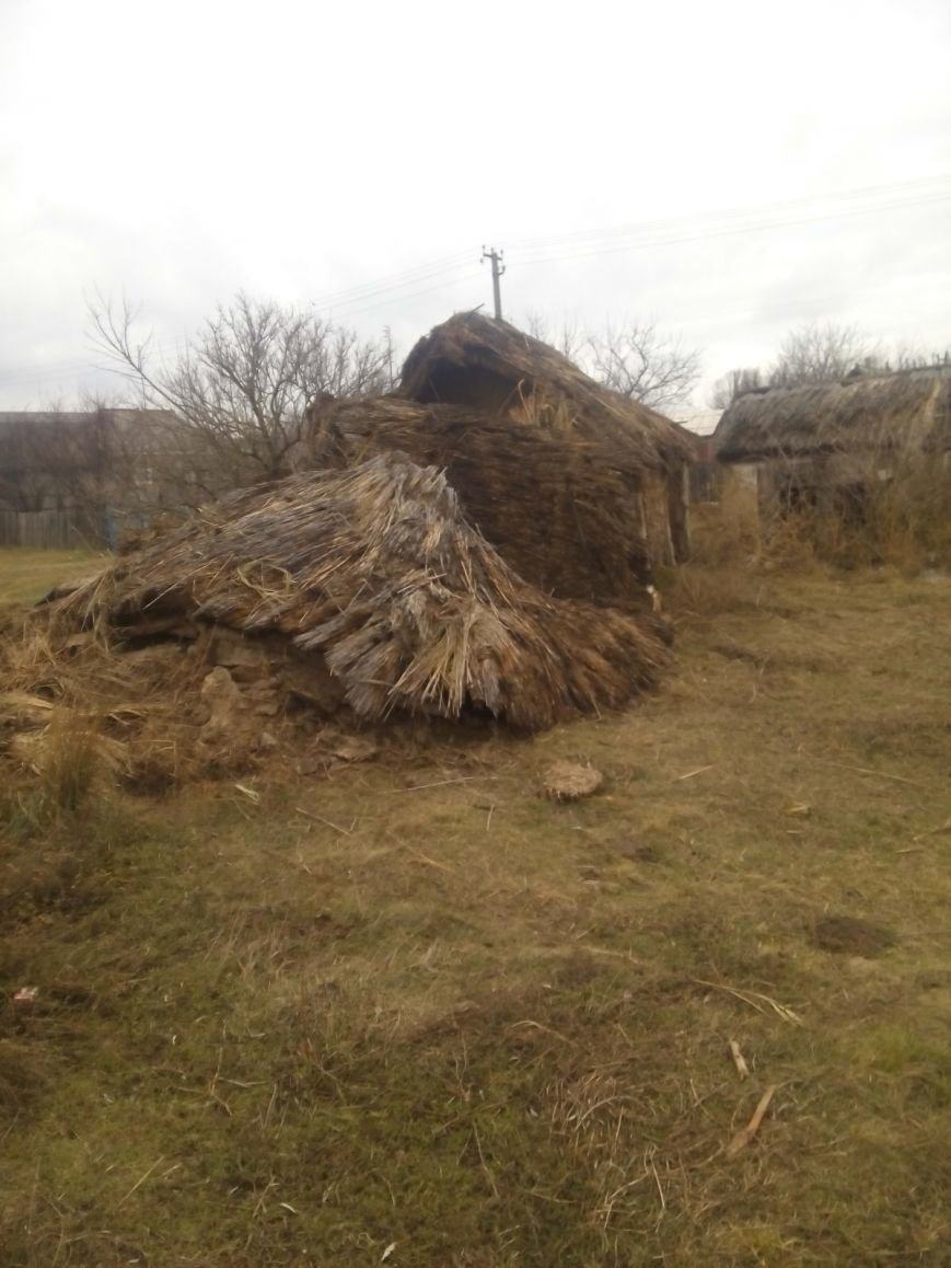 В Кременчугском районе пенсионер погиб под обломками сарая (ФОТО), фото-4
