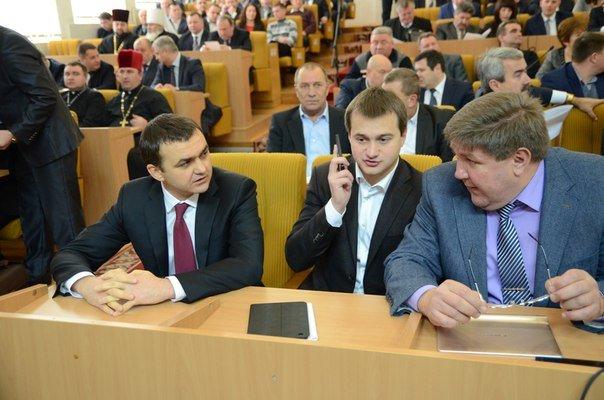 На сессию николаевского облсовета собрался весь политический «бомонд» (ФОТОРЕПОРТАЖ) (фото) - фото 2