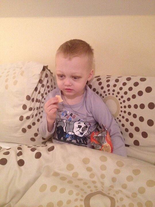 3-річний франківчанин потребує допомоги (фото) - фото 1