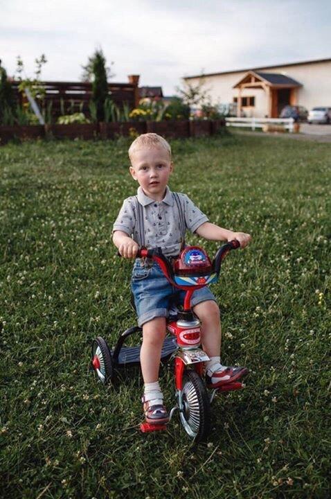 3-річний франківчанин потребує допомоги (фото) - фото 3