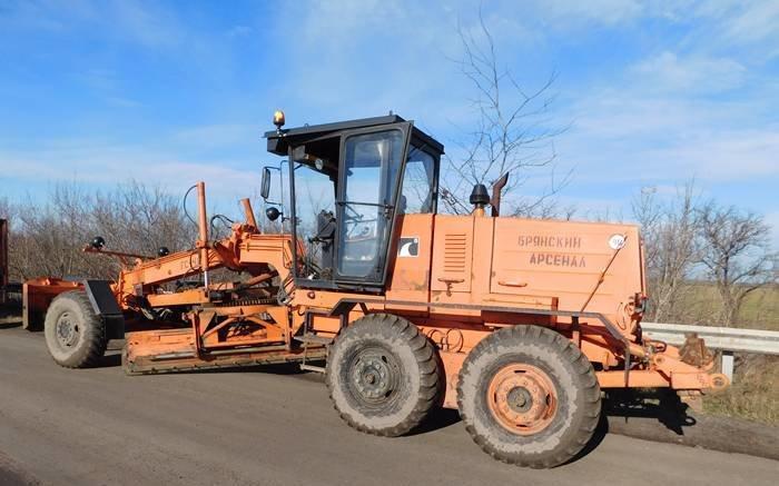 c41dc8991c7f3b4407d8e8b1457f8c3d В Одесской области начались восстановительные работы на трассе Одесса - Рени