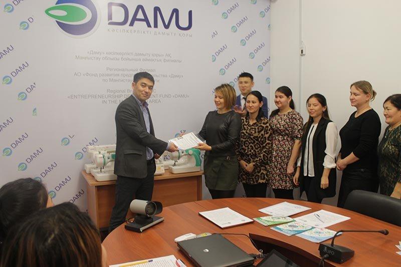 Помощь в рамках программы «Даму-көмек» в Мангистауской области, фото-4