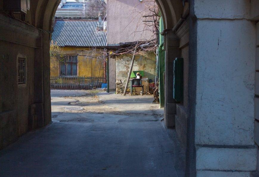 866b0d31fc6cf17091d15f9519a5c618 Дворики Одессы: дома у доходного дома Нортона