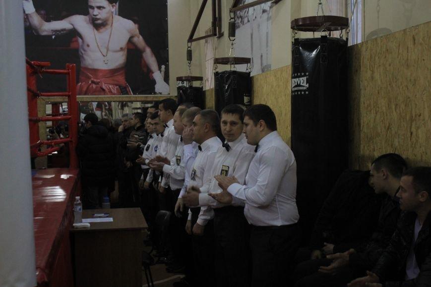 В Днепродзержинске состоялось открытие всеукраинского турнира по боксу, фото-6