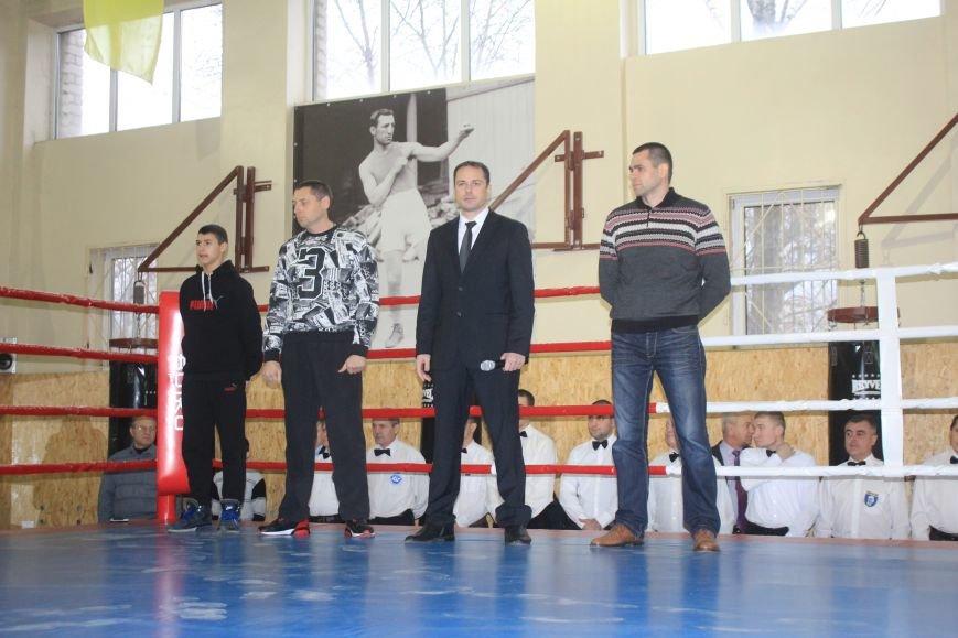 В Днепродзержинске состоялось открытие всеукраинского турнира по боксу, фото-8