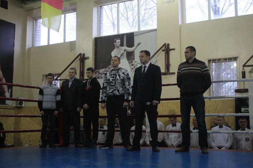 В Днепродзержинске состоялось открытие всеукраинского турнира по боксу, фото-9