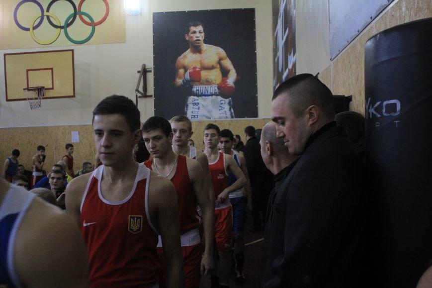 В Днепродзержинске состоялось открытие всеукраинского турнира по боксу, фото-4