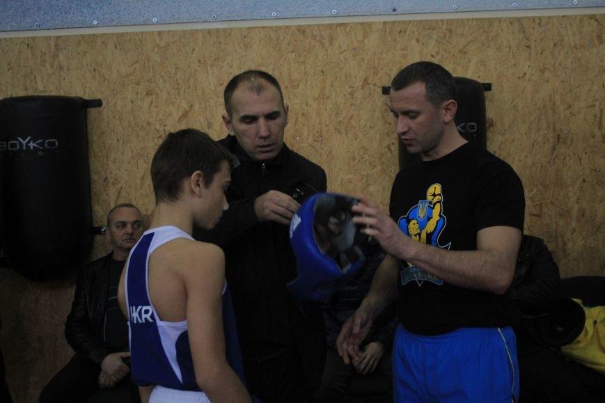В Днепродзержинске состоялось открытие всеукраинского турнира по боксу, фото-11