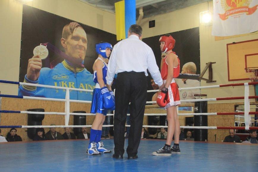 В Днепродзержинске состоялось открытие всеукраинского турнира по боксу, фото-13