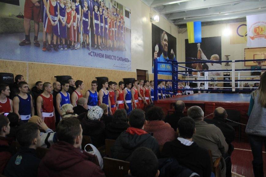 В Днепродзержинске состоялось открытие всеукраинского турнира по боксу, фото-5