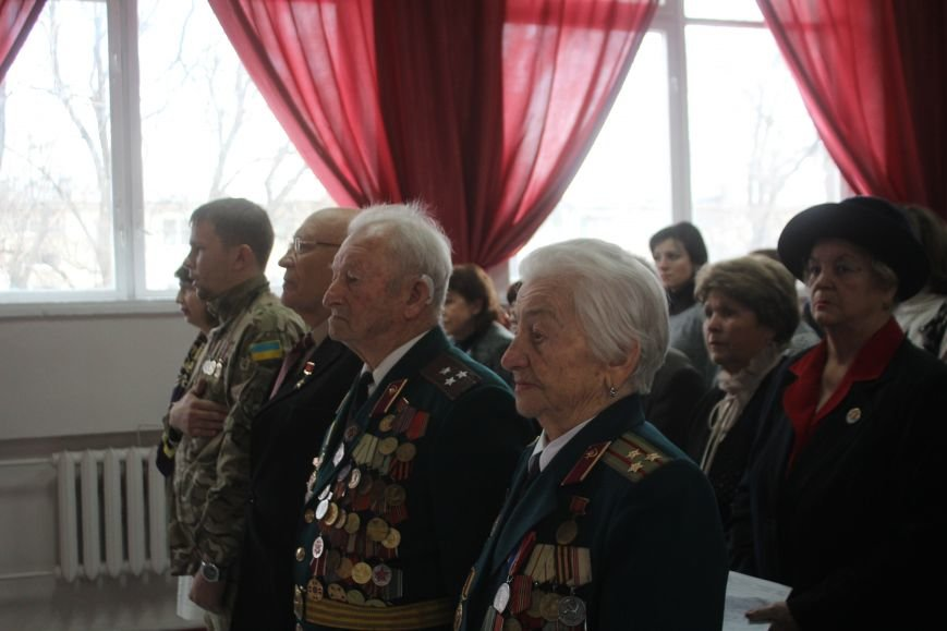 В Днепродзержинске состоялась городская краеведческая конференция «Я - патрiот своєї України», фото-6