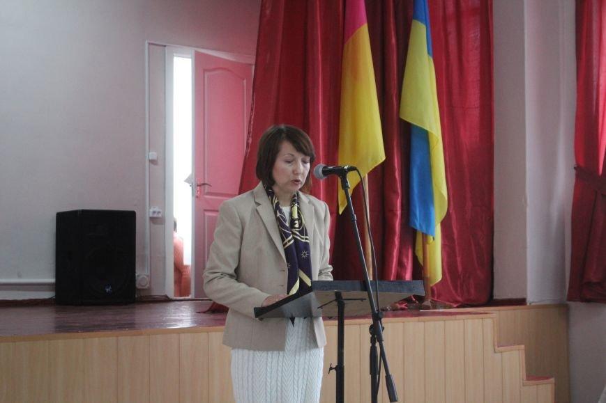 В Днепродзержинске состоялась городская краеведческая конференция «Я - патрiот своєї України», фото-7