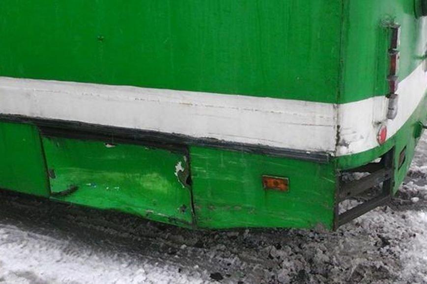 В Харькове в ДТП попали два авто и троллейбус (ФОТО) (фото) - фото 1