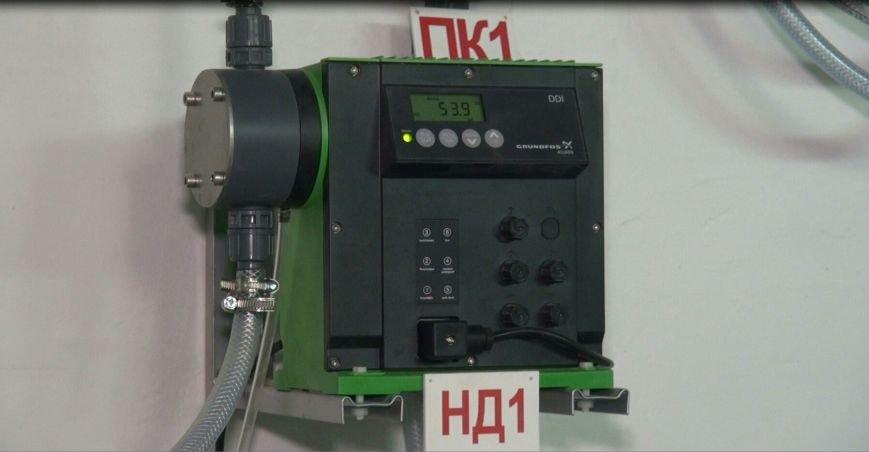 Одесса перешла на новую технологию обеззараживания воды (ФОТО) (фото) - фото 1