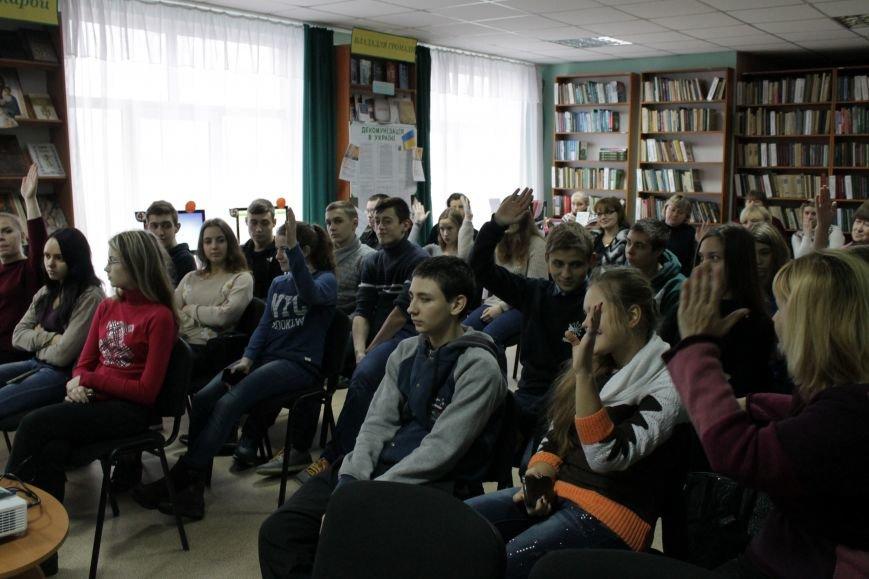 В Доброполье завершился показ фильмов международного кинофестиваля, фото-7