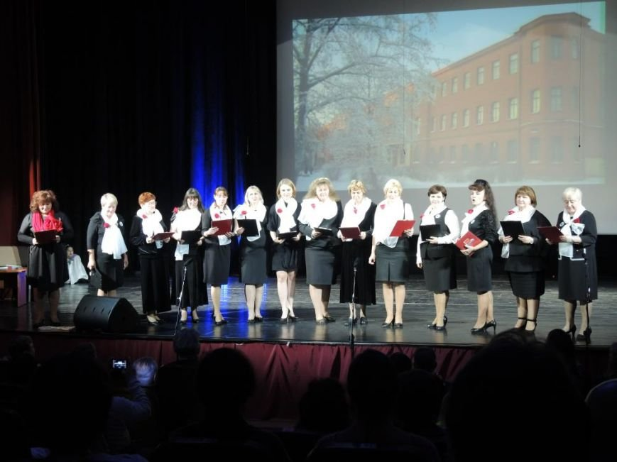 Школа №409 города Пушкина отпраздновала 55-летний юбилей (фото) - фото 1