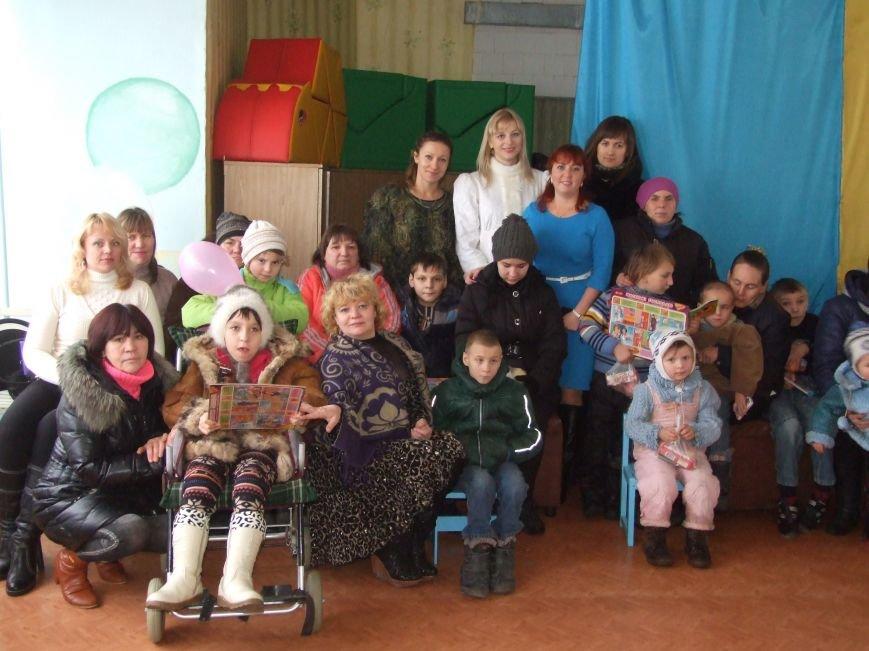 Маленьким авдеевцам подарили настоящий праздник (ФОТО) (фото) - фото 1