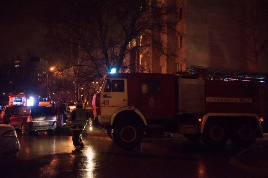 Пожар в городе Пушкине унес человеческую жизнь, фото-5