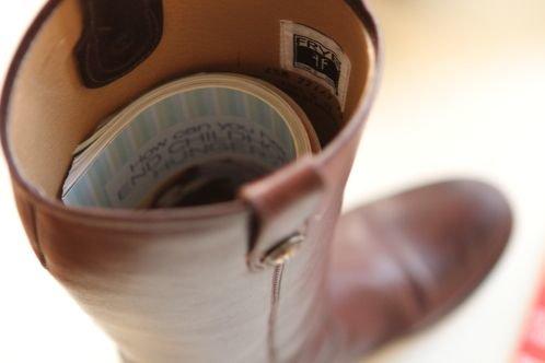 8 крутых способов хранения сапог (фото) - фото 1