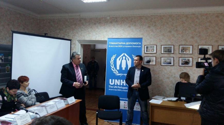 Красноармейск посетил представитель Управления Верховного комиссара ООН по делам беженцев (фото) - фото 4
