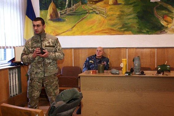 Вибухотехніки навчали франківських вчителів військовій справі (ФОТО) (фото) - фото 2