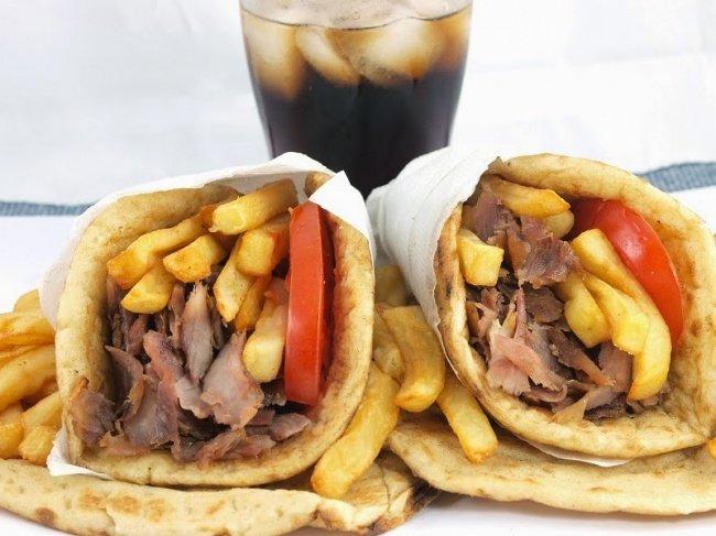 Еда с улицы: вкусные шедевры (фото) - фото 16
