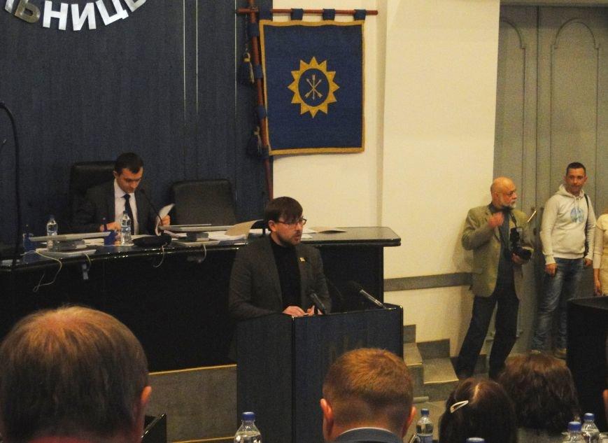 У Хмельницькому: секретарем міської ради став Михайло Кривак (Фото) (фото) - фото 1