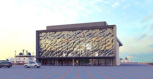 Здание одесского морвокзала отдали Марушевской под новый таможенный терминал (ФОТО) (фото) - фото 1