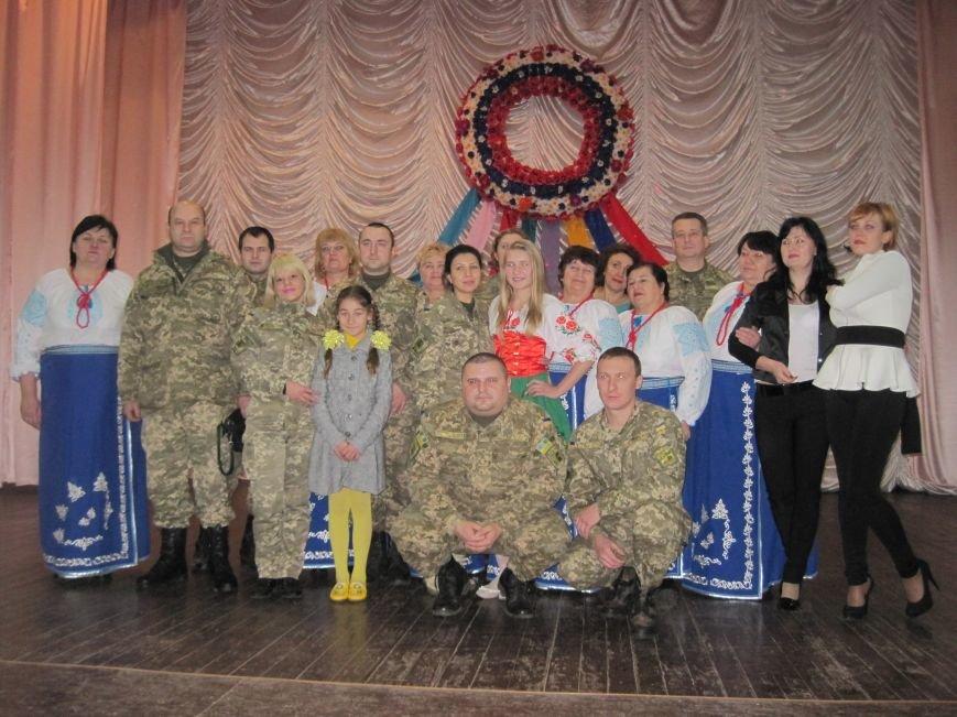 Военные Добропольского комиссариата активно участвуют в воспитании молодежи (ФОТО), фото-14