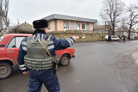 Спецподразделение полиции «Сокол» проверяет Славянск, на очереди Краматорск. (фото) - фото 4