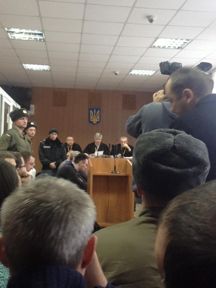 Одесских сепаратистов продержат в СИЗО еще два месяца (ФОТО) (фото) - фото 1