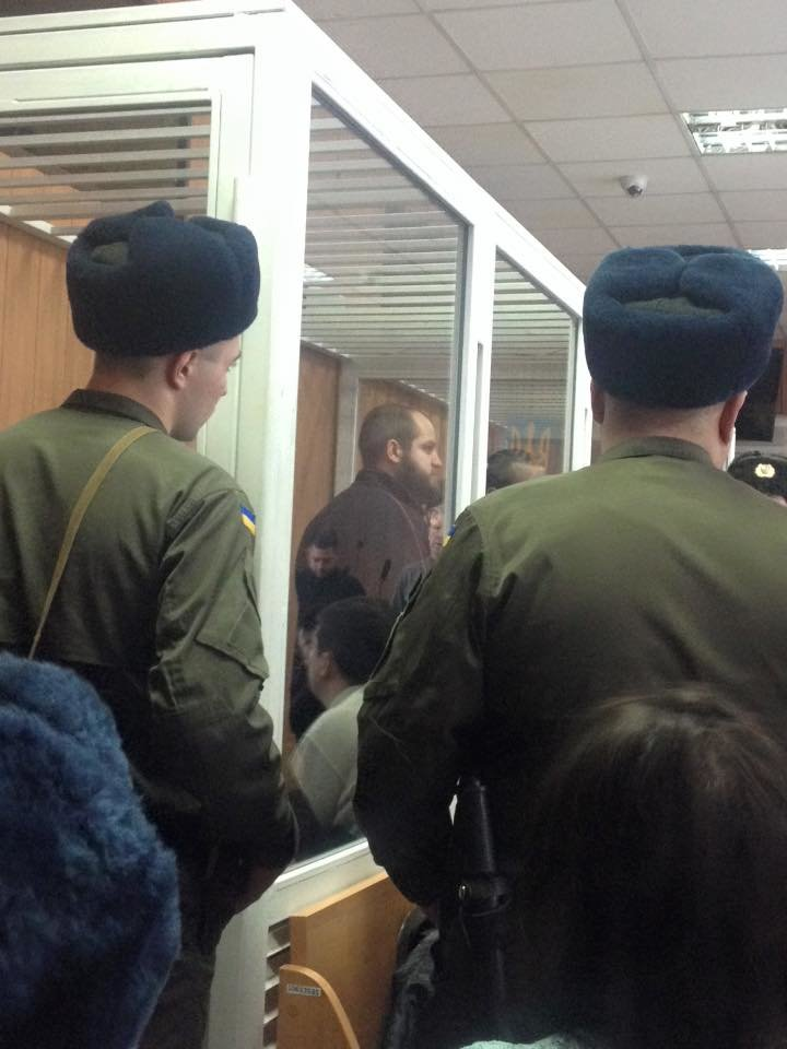 e86edd933cec3a9b5f68029580c2abf4 Одесских сепаратистов продержат в СИЗО еще два месяца