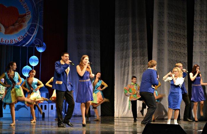 В Полоцке состоялся  благотворительный концерт, посвященный Международному дню инвалидов, фото-18