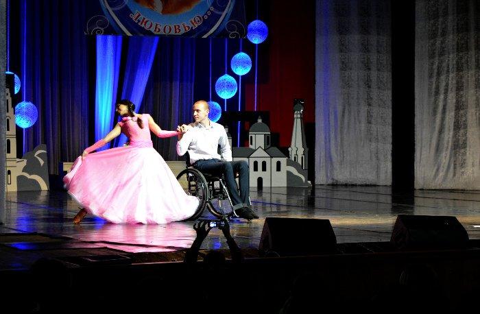 В Полоцке состоялся  благотворительный концерт, посвященный Международному дню инвалидов, фото-14
