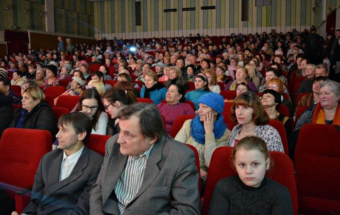 В Полоцке состоялся  благотворительный концерт, посвященный Международному дню инвалидов, фото-2