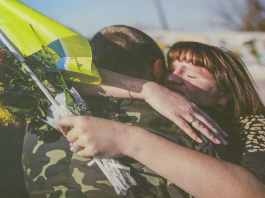 Мариупольцы увидели женщин в ситуации конфликта в Украине (ФОТО), фото-1
