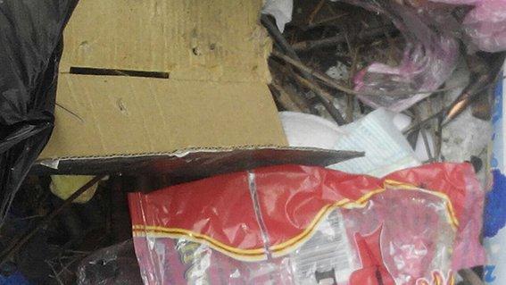В Днепропетровске в мусорном баке обнаружено патроны (ФОТО) (фото) - фото 1