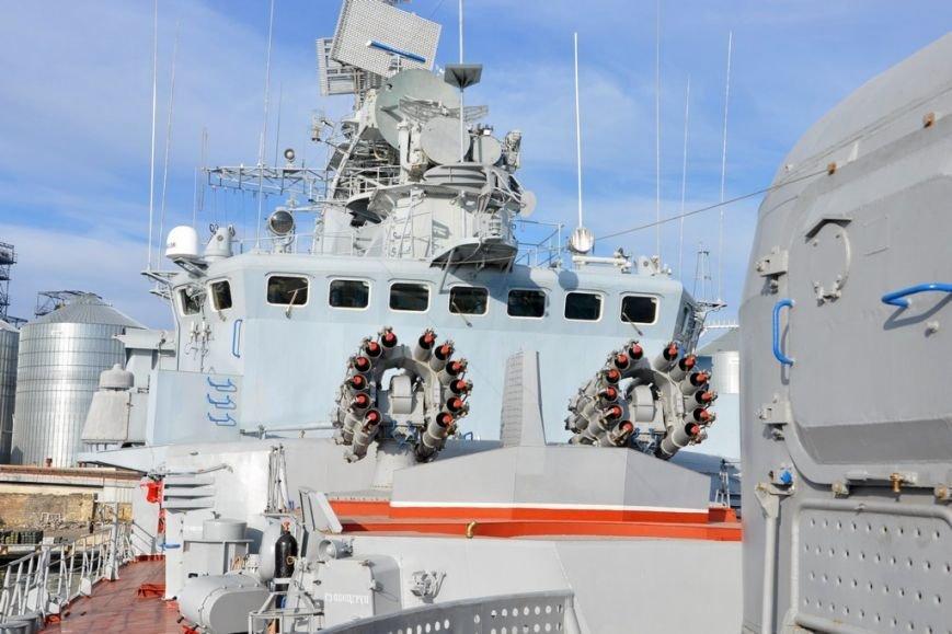 f8bfd46c5632e5245b8c03915e0f3b82 Одесские волонтеры оснастили флагман ВМС Украины современной навигацией
