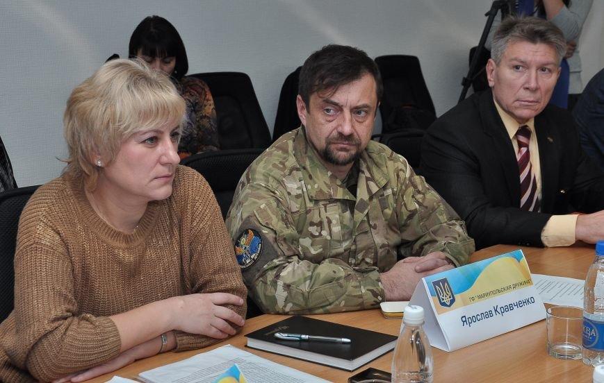 Мариупольские общественники обратились к Президенту Украины и Верховной Раде с заявлением о фальсификациях (ФОТО), фото-5